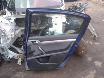 Дверь задняя правая Peugeot 407 9008N1