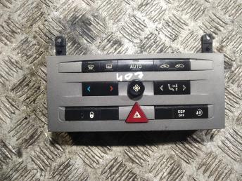 Блок управления печкой Peugeot 407 6451SA