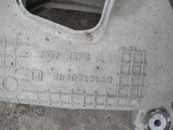 Балка задняя (подрамник) Peugeot 407 5148H8