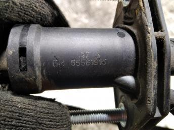 Главный цилиндр сцепления Chevrolet Cruze 55561915