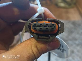 Датчик кислорода (лямбда-зонд) GM 96335925