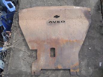 Защита двигателя Chevrolet Aveo T250