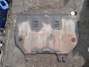 Защита двигателя Citroen C4