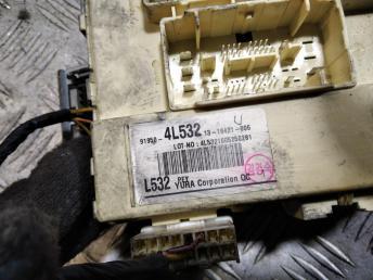 Блок предохранителей Hyundai Solaris 919504L532