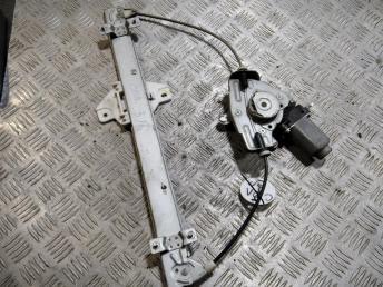 Стеклоподъемник задний правый Hyundai Solaris 834021R110