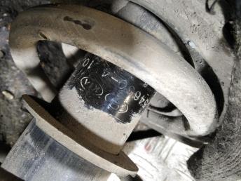 Стойка передняя правая Hyundai Solaris 546604L101
