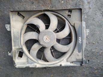 Вентилятор радиатора Hyundai Solaris 253804L000
