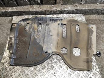 Защита двигателя Renault Logan