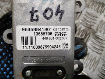 Блок управления ESP Peugeot 407/C6 9645884180