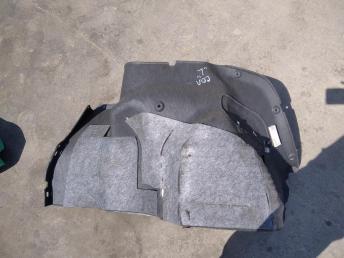 Обшивка багажника Hyundai Solaris