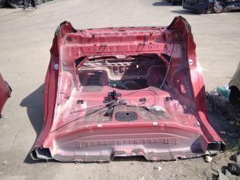 Кузов задняя часть Hyundai Solaris рестайлинг 14-