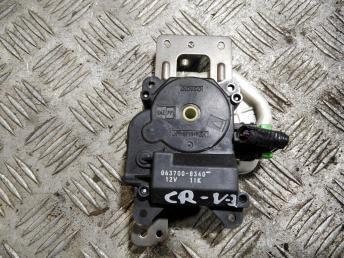 Моторчик заслонки печки Honda CR-V 3  0637008340  0637008340