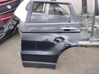 Дверь задняя левая Honda CR-V 3 в сборе 67550SWAA00ZZ