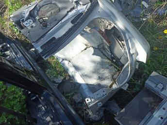 Крыло заднее правое Nissan Almera Classic B10