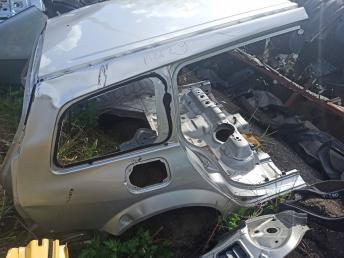 Кузов задняя часть Renault Megane 2 универсал
