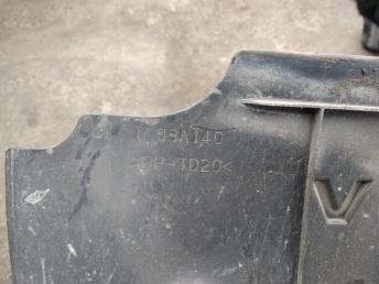 Крышка двигателя верхняя Citroen C-Crosser 0137A5