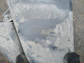 Воздухозаборник Citroen C-Crosser 1440K8