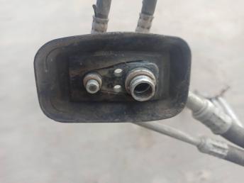Трубка кондиционера Peugeot 206