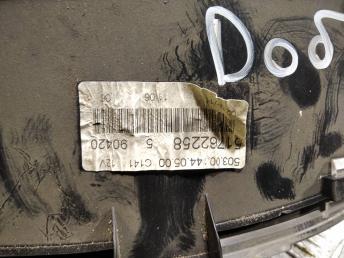Панель приборов Fiat Doblo 51762258