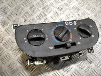 Блок управления печкой Fiat Doblo 6448274