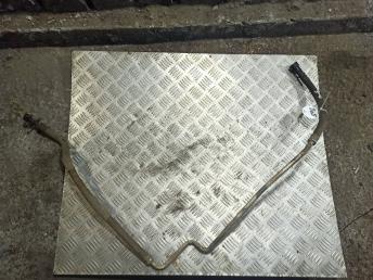 Трубка гидроусилителя обратка Fiat Doblo 51779985