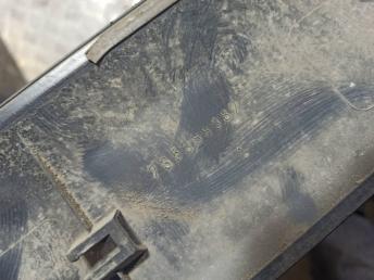 Молдинг двери передней левой Fiat Doblo 735417817
