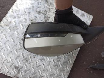Зеркало левое Skoda Octavia A7 5E1857507N