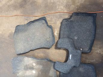 Комплект ковриков Skoda Octavia A7 5E0807681