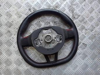 Руль (мультируль) Skoda Octavia A7 5JA419091