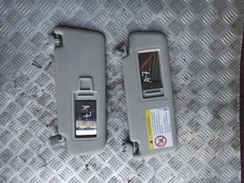 Козырек солнцезащитный Skoda Octavia A7