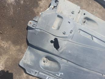 Защита днища левая Skoda Octavia A7 5Q0825201M