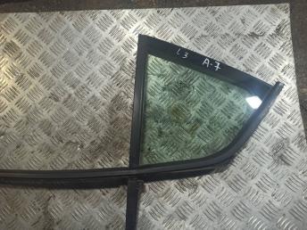 Форточка задней левой двери Skoda Octavia A7 5E5845213G5AP