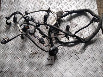 Проводка (коса) моторная Skoda Octavia A7 1.4