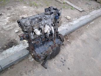 Двигатель в сборе 1.4 Fiat Doblo/Albea 350A1000
