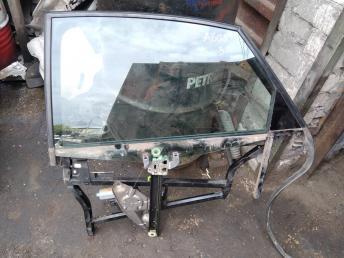 Стекло задней левой двери Audi A6 C5 4B9845205D