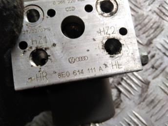 Блок ABS (насос) VAG 8E0614111A