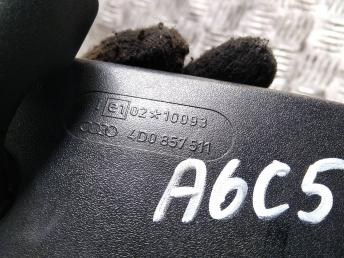 Зеркало салонное Audi 4D0857511