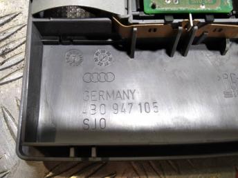 Плафон салонный Audi A6 C5 4B0947105