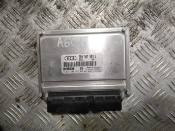Блок управления двигателем Audi A6 C5 3B0907552L