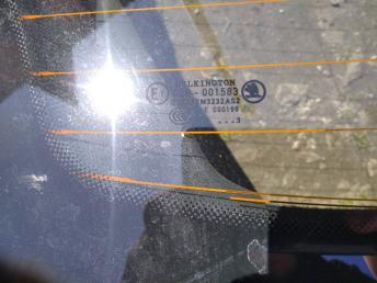 Стекло двери багажника Skoda Octavia A7 5E5845049AA