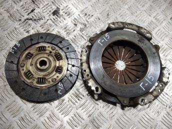 Сцепление (комплект) Renault-Nissan