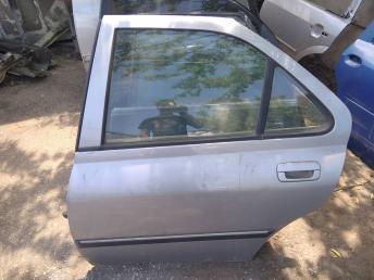 Дверь задняя левая Peugeot 406