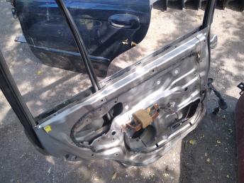 Дверь задняя левая Mitsubishi Pajero/Montero К9