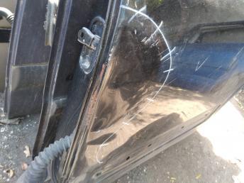 Дверь задняя левая Nissan Almera Classic B10