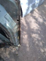 Дверь передняя правая Renault Symbol