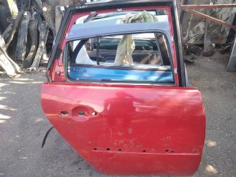 Дверь задняя правая Renault Scenic 2