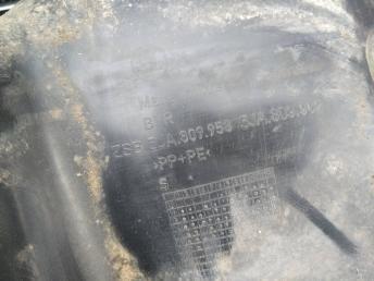 Локер передний правый Skoda Rapid 5JA809958B