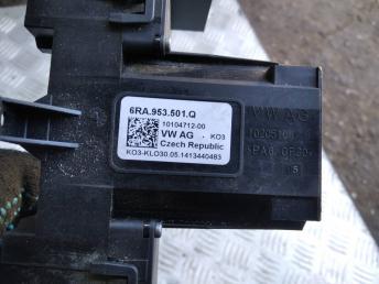 Переключатель подрулевой Skoda Rapid 6RA953513G9B9