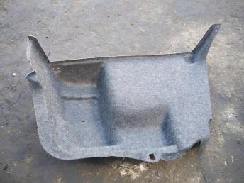 Обшивка багажника Skoda Rapid лифтбэк