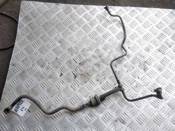 Трубка вакуумная Skoda Rapid 5JA907539